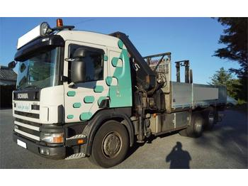 Scania P114  - dropside truck