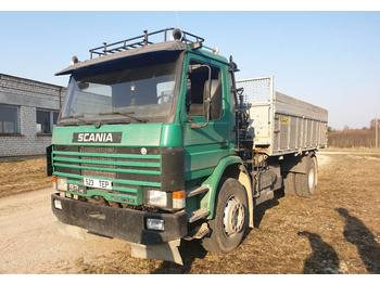 Scania P 82  - dropside truck
