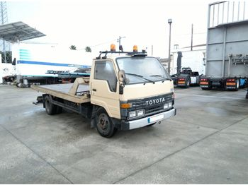 TOYOTA Dyna 250 left hand drive 11B 3.0 Diesel 6.2 ton recovery - dropside truck
