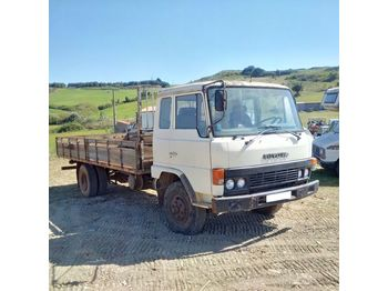 TOYOTA HINO FD174L left hand drive 6.4 diesel 6 cylinder 10 ton - dropside truck