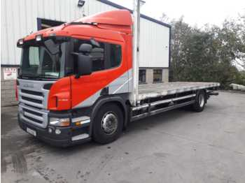 Scania P230 - flatbed truck