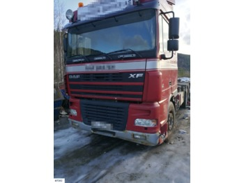 DAF XF95 - hook lift truck