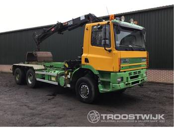 Ginaf M3333-S 360 - hook lift truck