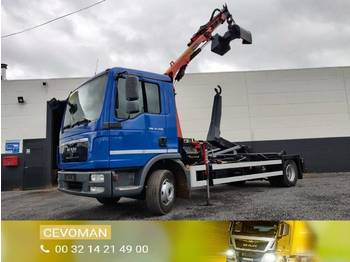 MAN TGL 12.250 euro5 - hook lift truck