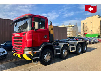 Scania G440 CB 8x4  - hook lift truck