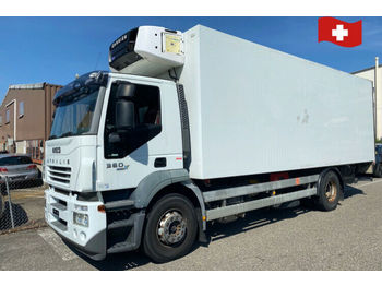 Iveco 190S36 Stralis  - refrigerator truck