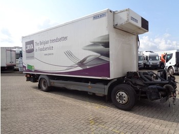 Mercedes-Benz ATEGO 1524 + COOLING MACHINE + DAMAGED / BROKEN - refrigerator truck