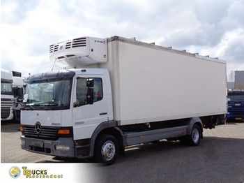 Mercedes-Benz Atego 1223 Manual + Thermo King TS-500 + Dhollandia Lift - refrigerator truck