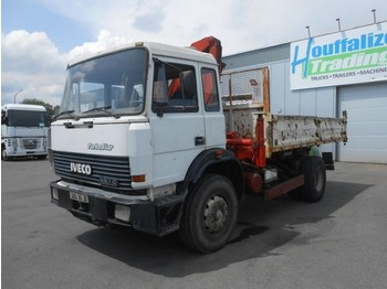 Iveco Unic - TurboStar - 190.30 - tipper