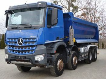 Tipper Mercedes-Benz AROCS 4145 8x6 EURO6 Muldenkipper TOP!
