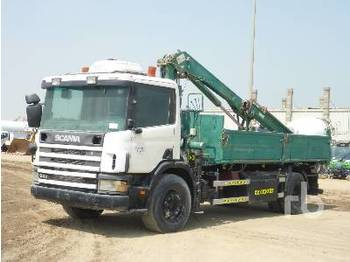SCANIA P94G 4x2 - tipper