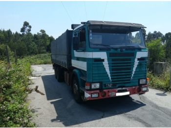 Tipper SCANIA R112 left hand drive Turbo 26 ton volquete