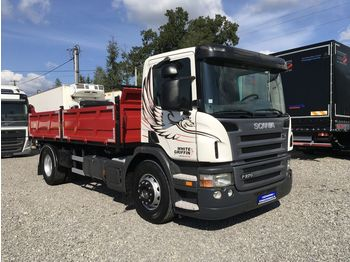 SCANIA R P270 4x2 Manual , Nowy kiper , Super STAN ! - tipper