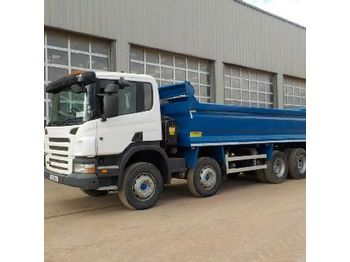 Scania P360 - tipper