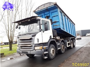 Scania P 380 Euro 4 - tipper