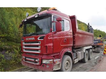 Scania R620  - tipper